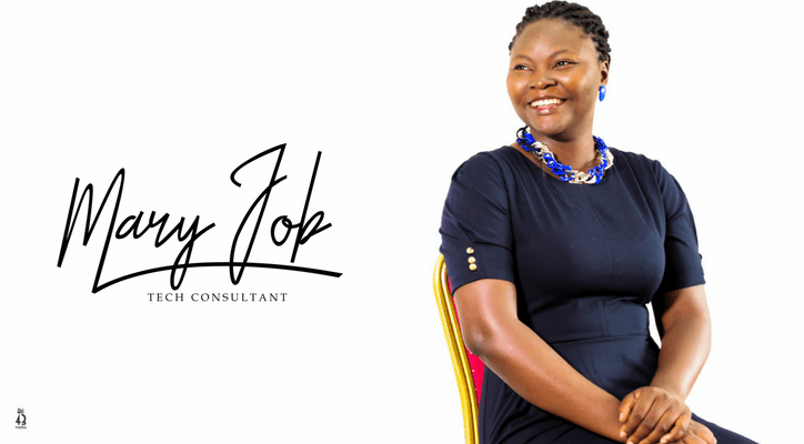 Mary Mojisola Job - Your Personal tech consultant 1