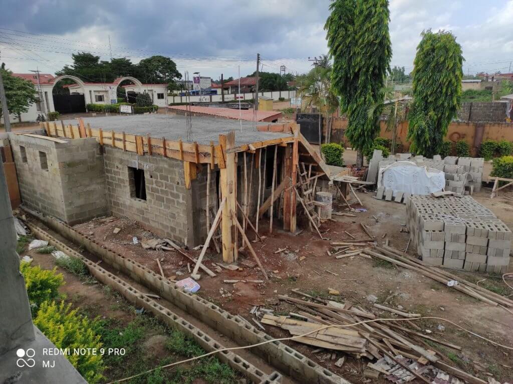New Uwani Hub Building - How It Is Going