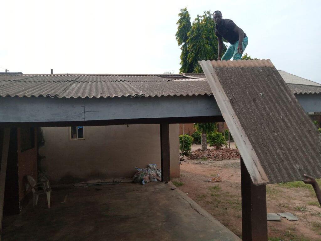 New Uwani Hub Building - How It Started
